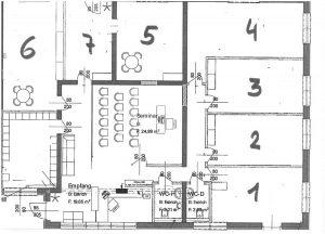 MC Office - Büroplan